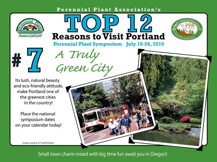 Portland is Truly a Green City!