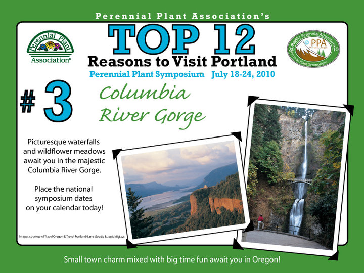 Visiting the Columbia River Gorge!